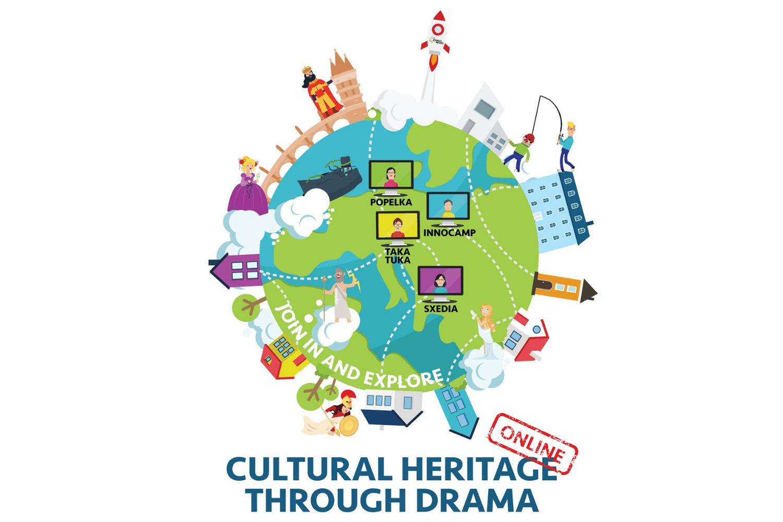 Kulturna dediščina skozi dramo