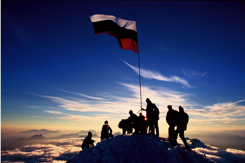 Zastava Joco Žnidaršič