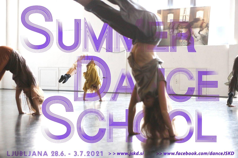Poletna plesna šola